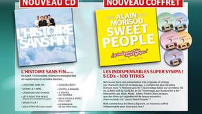 Nouveau CD + Nouveau Coffret 5 CDs