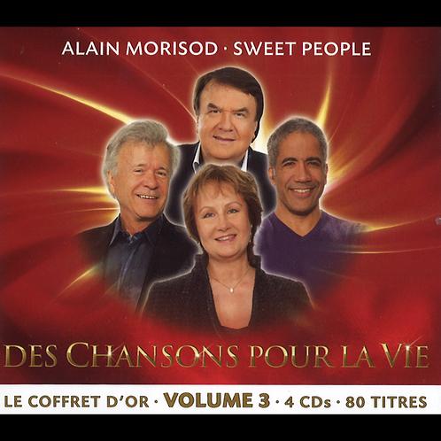 Des chansons pour la vie, Coffret d'Or volume 3 - Sweet People