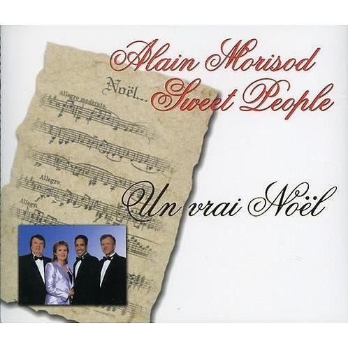 Un vrai Noël - Sweet People - Album en Téléchargement