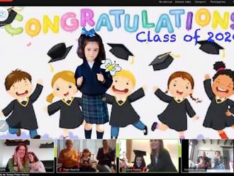 Graduación online 3º de Infantil