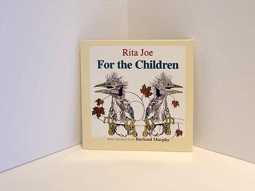 For the Children - RitaJoe