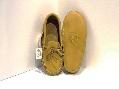 Men's Moccasins with Padded Sole