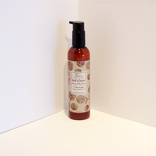 Sequoia Lotion - Red Clover