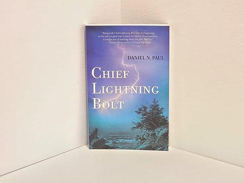 Chief Lightning Bolt by Daniel N. Paul