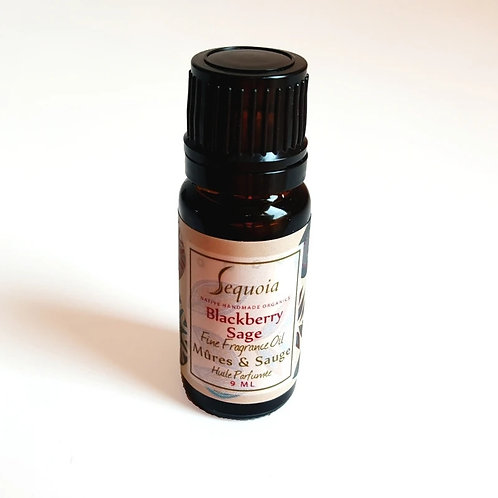 Sequoia Fragrance Oil - Blackberry Sage