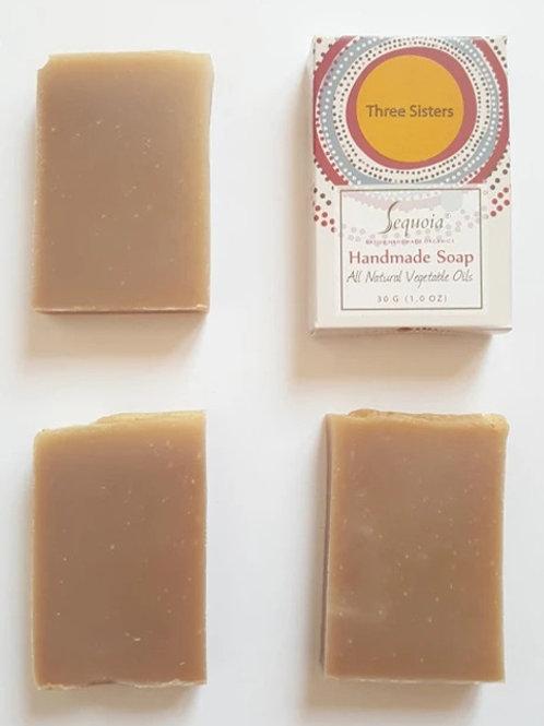 Sequoia Mini Soap - Three Sisters
