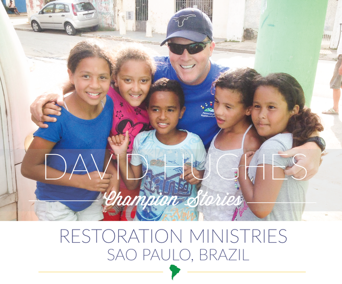 Brazil Mission Trip-David Hughes