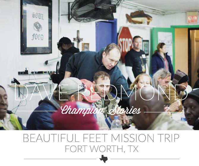 Beautiful Feet Mission Trip-Dave Redmond