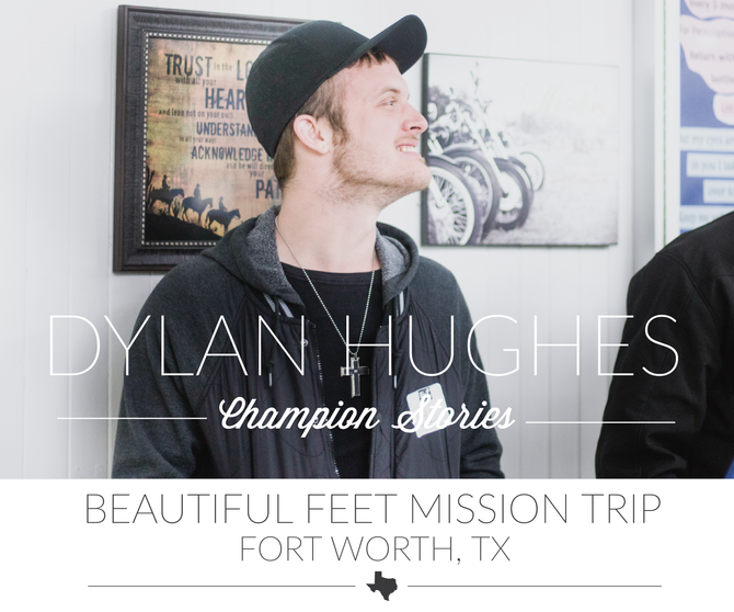 Beautiful Feet Mission Trip- Dylan Hughes