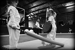 ilyo taekwondo tiny tot kwon do. Fitness and Martial arts for little ones, Narooma and the south coast of NSW. self-defence, front kick, yellow belts, certificates,