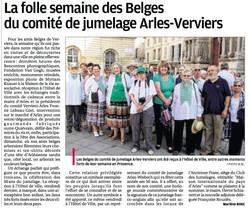 La Provence du 26 septembre 2014