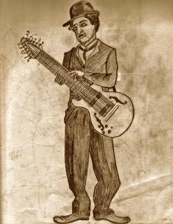 Felix Martin Chaplin Shred 2
