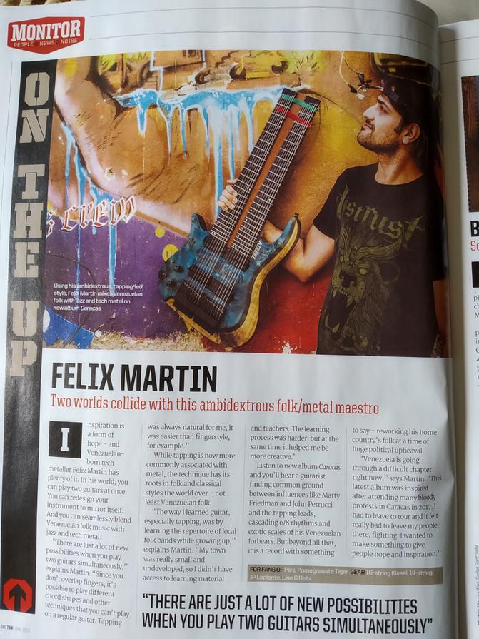Total Guitar Magazine!