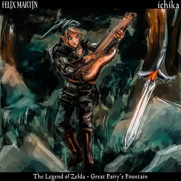 Felix Martin - Great Fairy's Fountain ft
