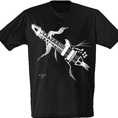 Jazz Metal Guitar T-shirt