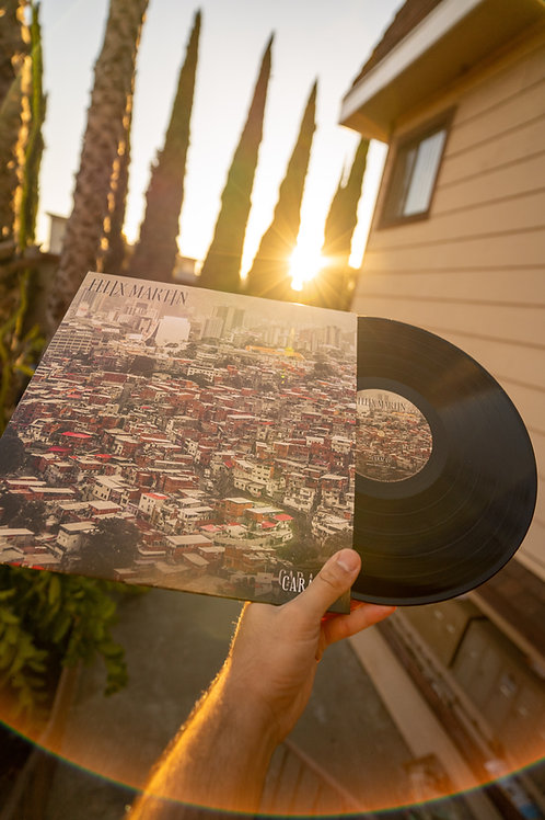 Caracas Vinyl LP