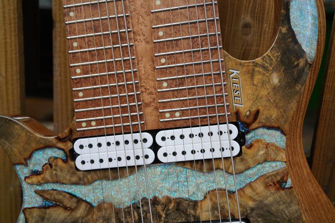 Kiesel Signature Guitar