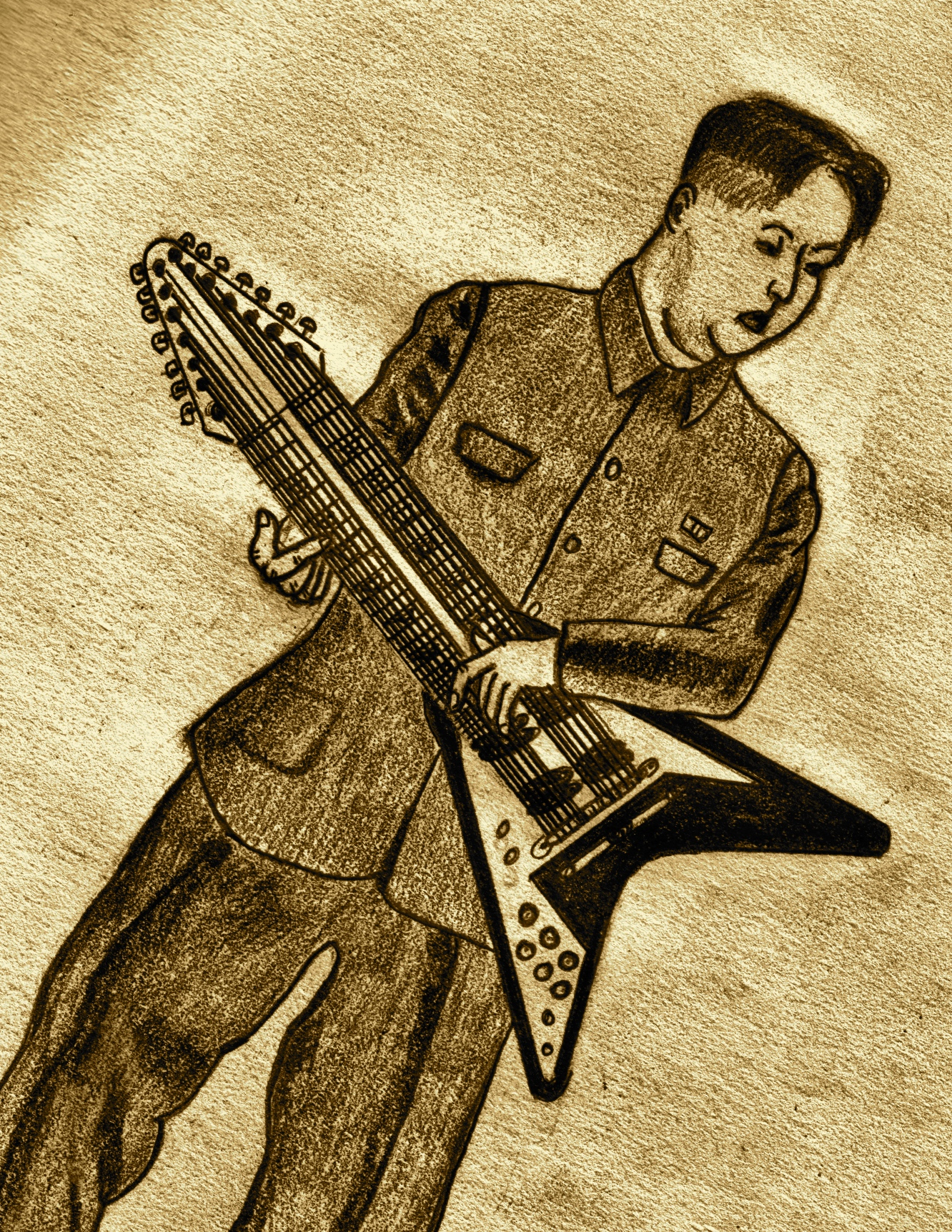 Kim Jong Un Shred