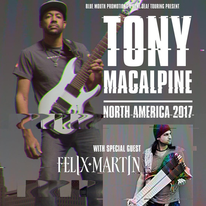 Felix Martin + Tony Macalpine