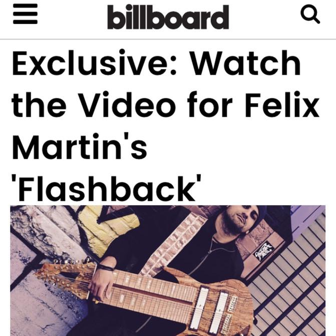 Billboard Premiere and article