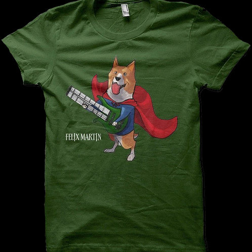 Superman Corgi T-Shirt