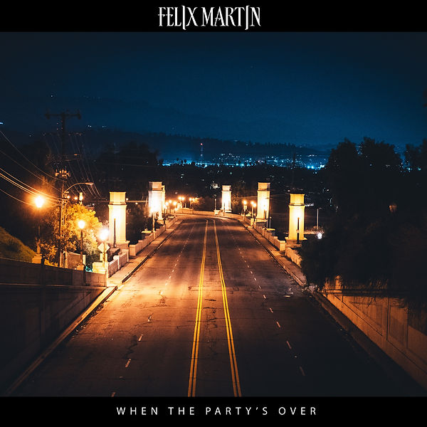 Felix Martin small when the party's over