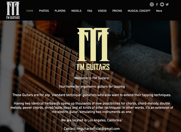 FM Guitars felix martin.png