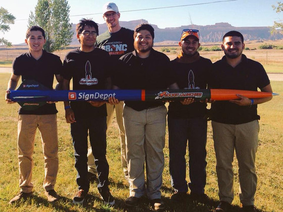 The Rocket Launchers overcoming obstacles at IREC 2016