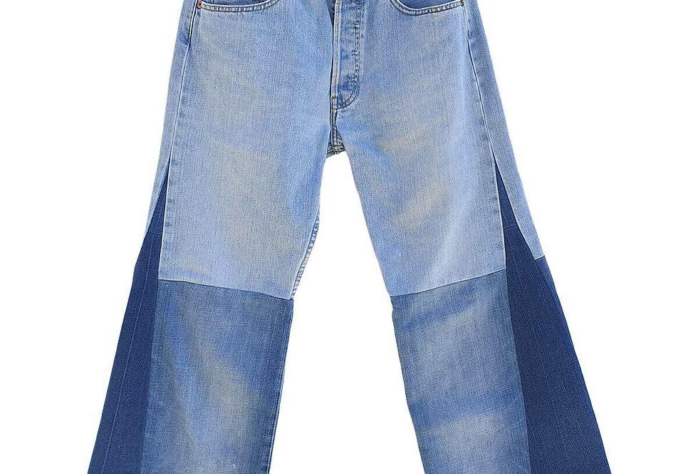 ♻️ Jeans Levi's® Birkin - Taille 36/38 - N°7