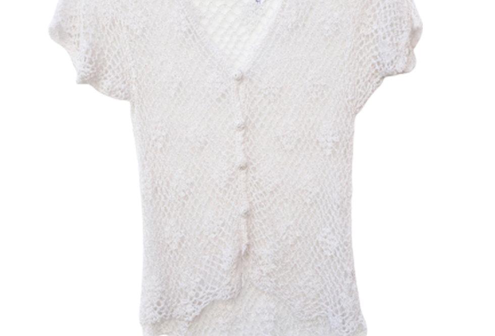 Gilet en crochet - Taille 36