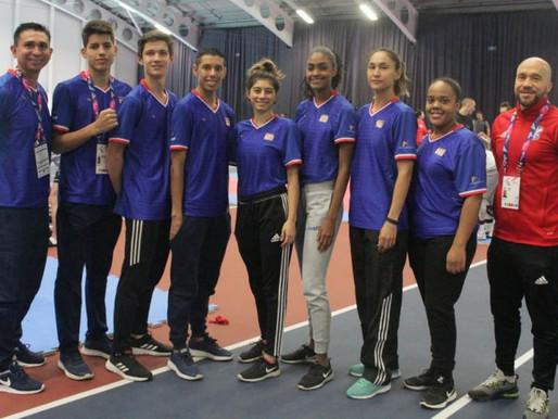 Costa Rica viajó al Mundial de Taekwondo con una mezcla de juventud y experiencia.