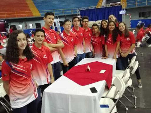 ICODER brinda homenaje a atletas de Juegos CODICADER