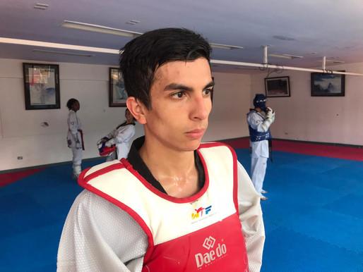 Pablo Solano está listo para el G-2 Costa Rica Open