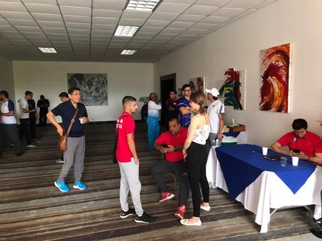 Delegaciones en suelo tico para iniciar el Clasificatorio y G-2 Costa Rica Open en Heredia