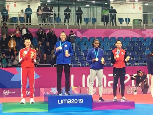Taekwondo consigue primera medalla para Costa Rica en Lima