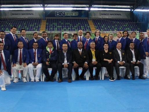 Arbitraje y organización cierra con nota alta en el G-1 Costa Rica Open