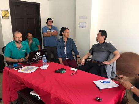 Presidente de la PATU ya está en Costa Rica