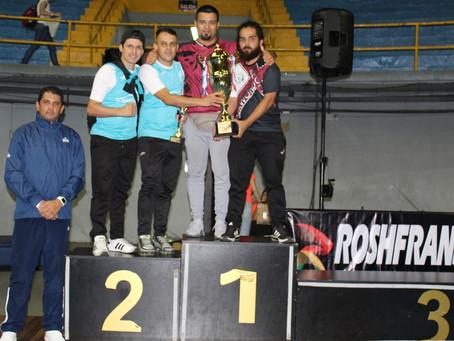Desamparados Campeón Absoluto del Campeonato Infantil 2019