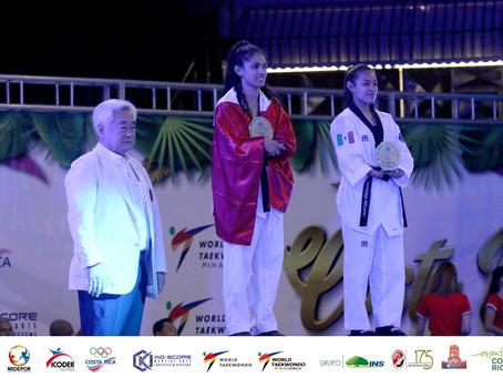 El Para-taekwondo definió sus plazas para Tokio 2020