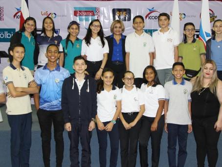 Selección de Taekwondo CODICADER fue juramentada