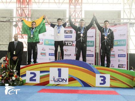 Oro histórico para Atenas y Grecia en el Poomsae de Taekwondo