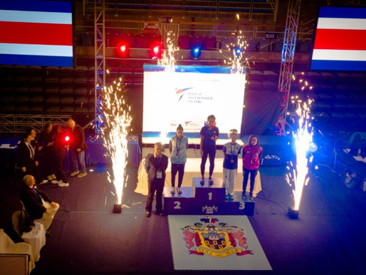 Costa Rica se deja el cuarto lugar en el Open de Chile G-1 2019
