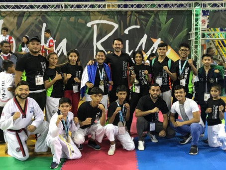 Nicaragua da la sorpresa en el Festival de Cintas del G-1 CR. Open 2019