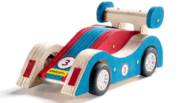 Pull Back Race Car