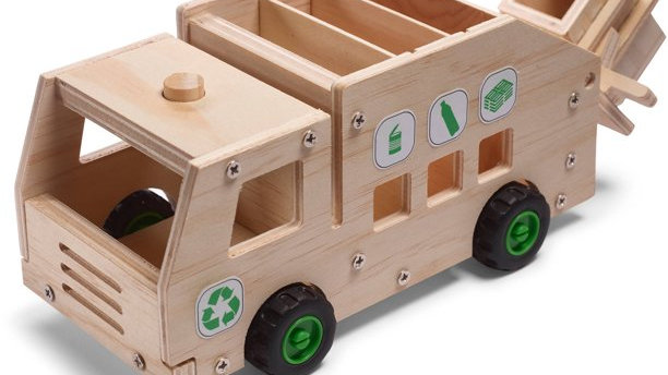 Recycling Truck Kit (Age 8 + )