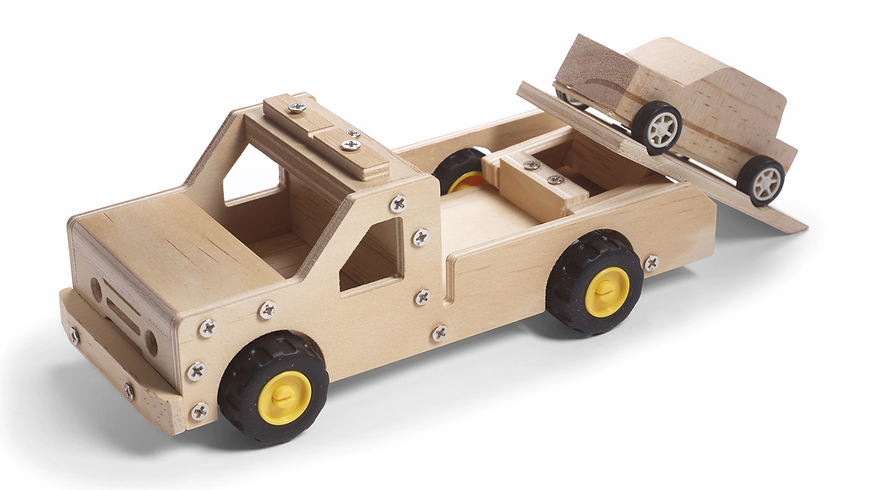 Tow Truck Kit ( Age 8+ )