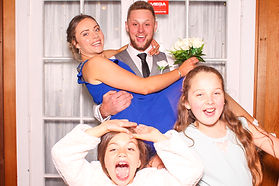 Auckland DJs & Photo booth hire - Brigham Wedding
