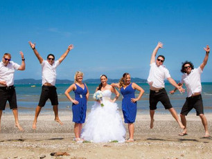 BRICK BAY MATAKANA WEDDING