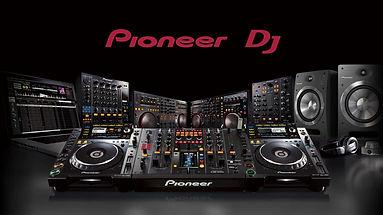 Pioneer DJ console