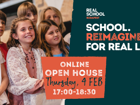 Join our online Open House on 4 February 2021!